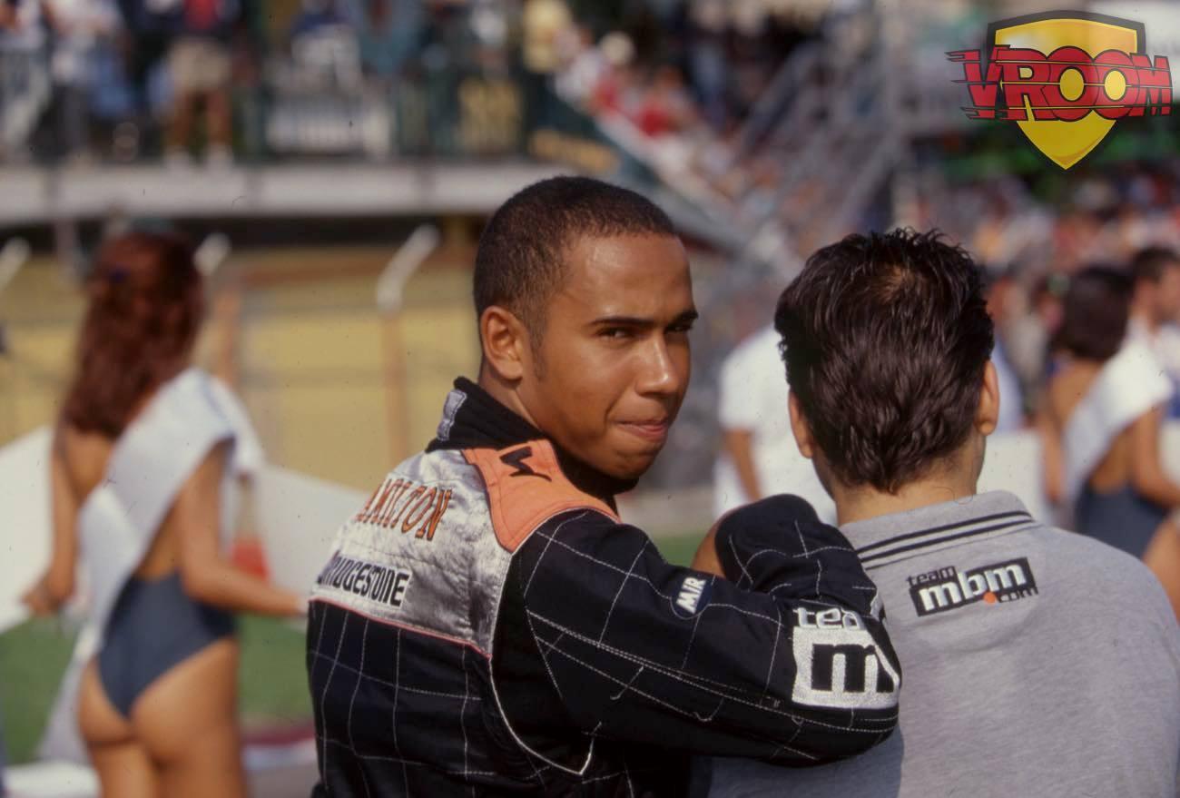 Lewis Hamilton, sette volte nella storia