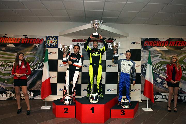 Un bel successo di partecipazione alla Coppa Italia ACI Karting di Viterbo