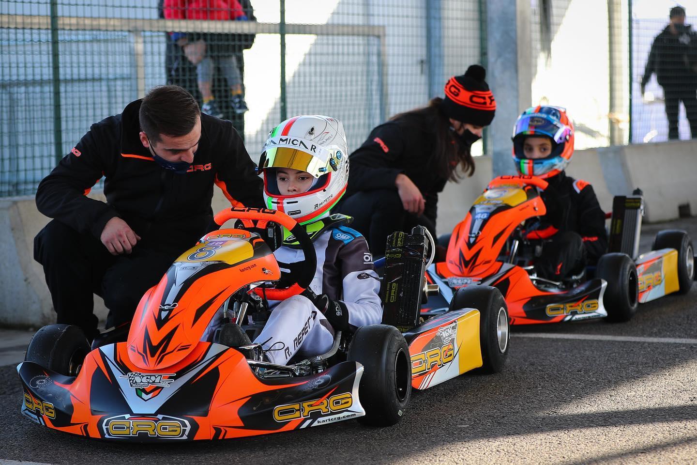 NGM Motorsport in pista a Lignano per la prima della IAME Series Italy