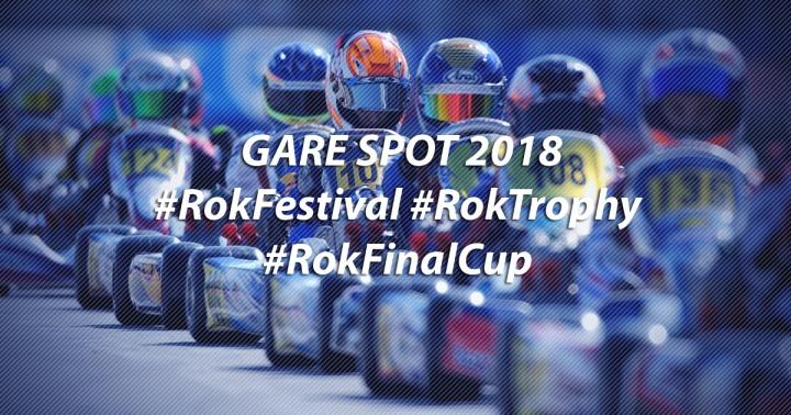Gare spot. Rok festival la prima del 2018