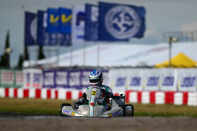 4 TITOLI CIK-FIA IN UN WEEK END