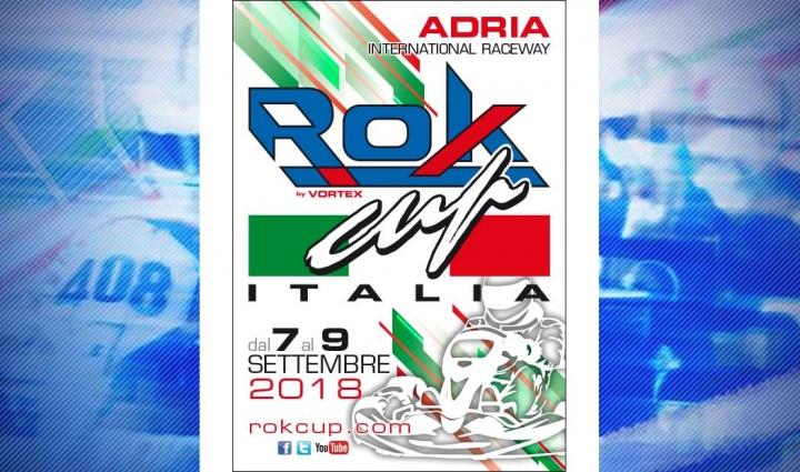 Poster in anteprima. Rok Cup Italia 2018