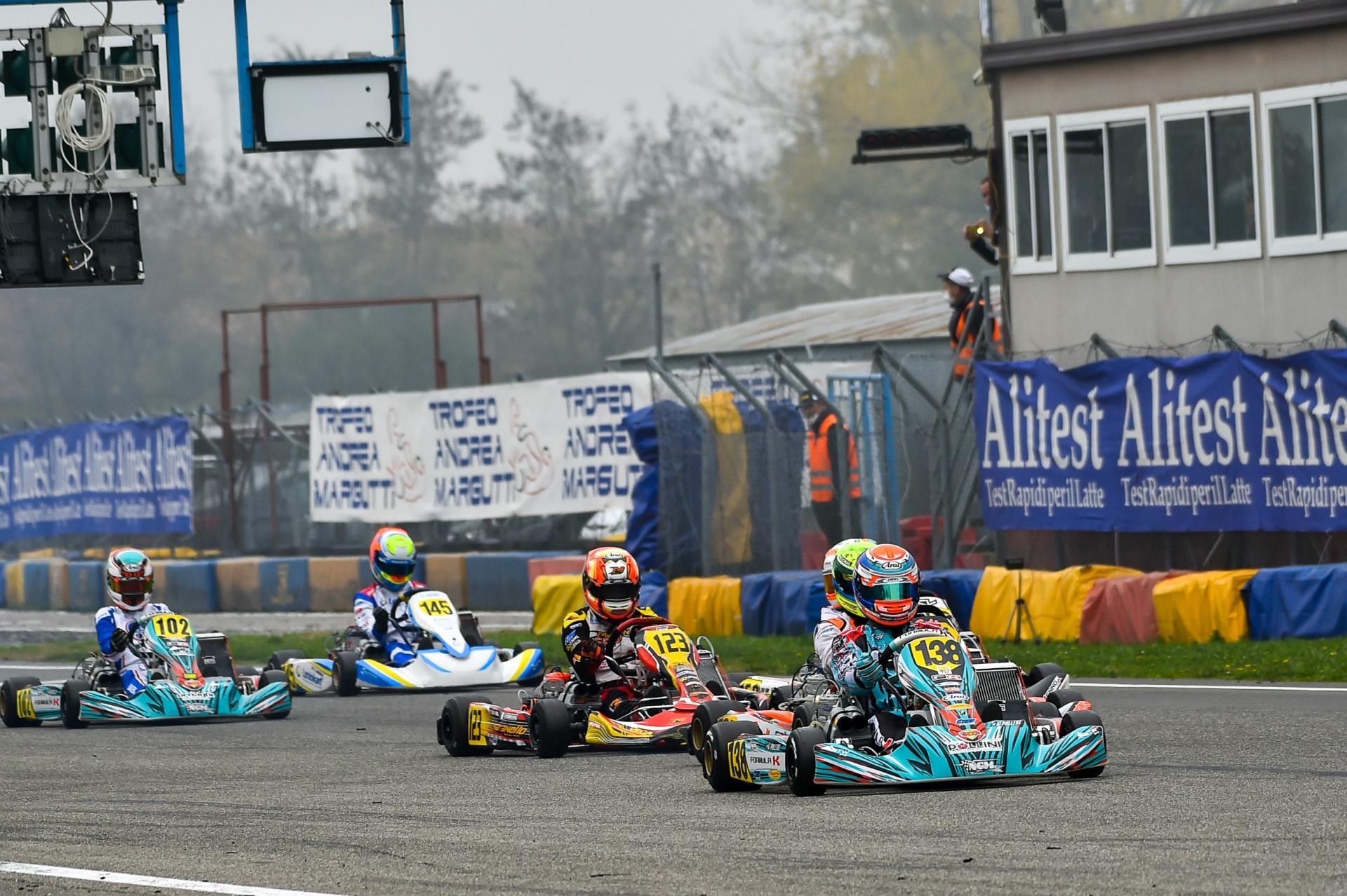NGM Motorsport onora il Trofeo Margutti