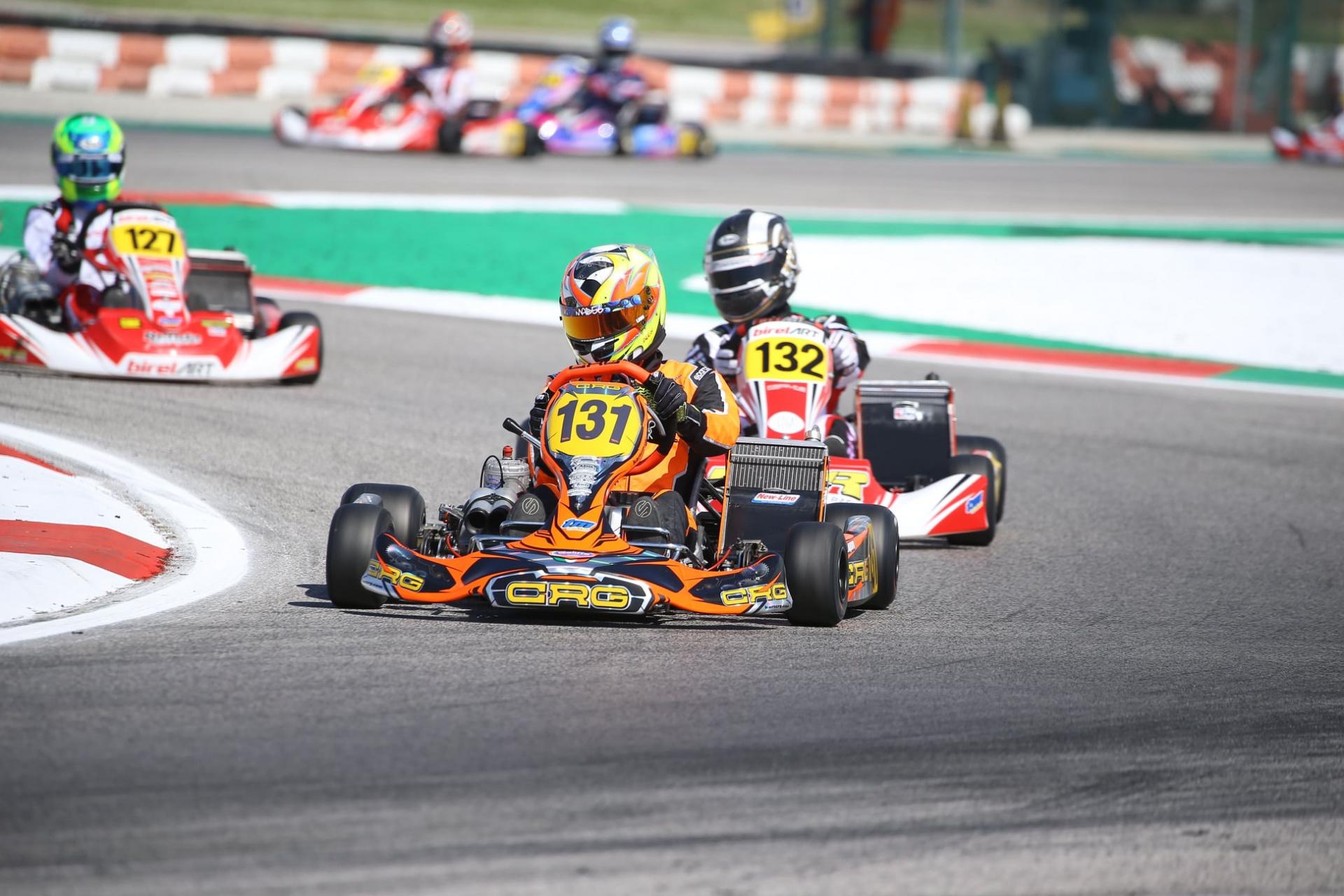Il secondo round tricolore regala le vittorie a Giuseppe Palomba e Alex Irlando