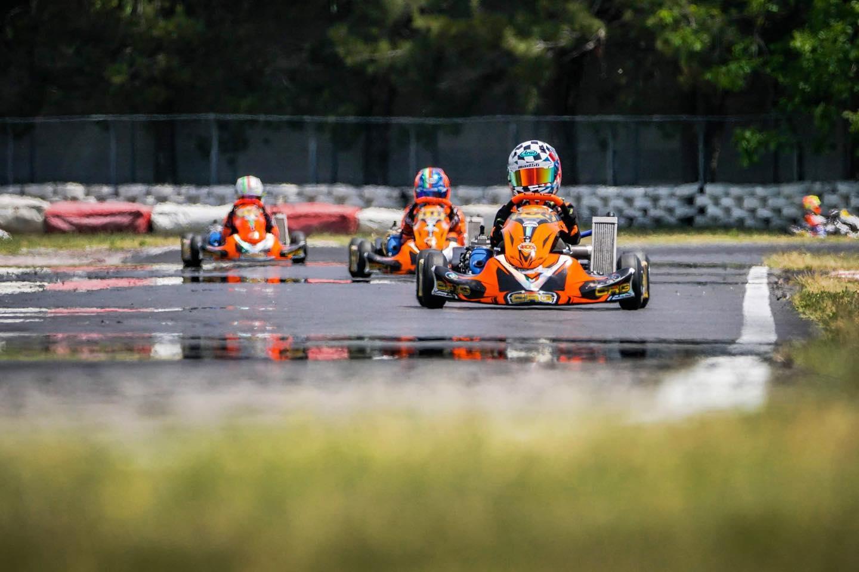 NGM Motorsport in lotta nel quarto weekend IAME Series