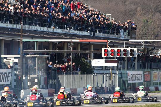 Domenica 9 marzo a Lonato la prima prova del 25° Trofeo di Primavera