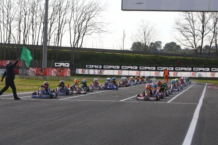 Il calendario dei Campionati Regionali ACI Karting 2018