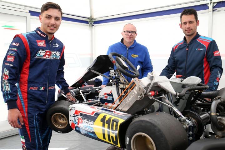 Il Campionato Italiano ACI Karting parte con oltre 210 piloti