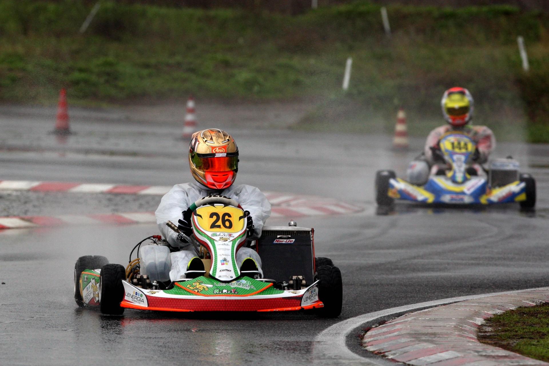 Progetto di rilancio dell'attività di base del karting con l'Attività Club.