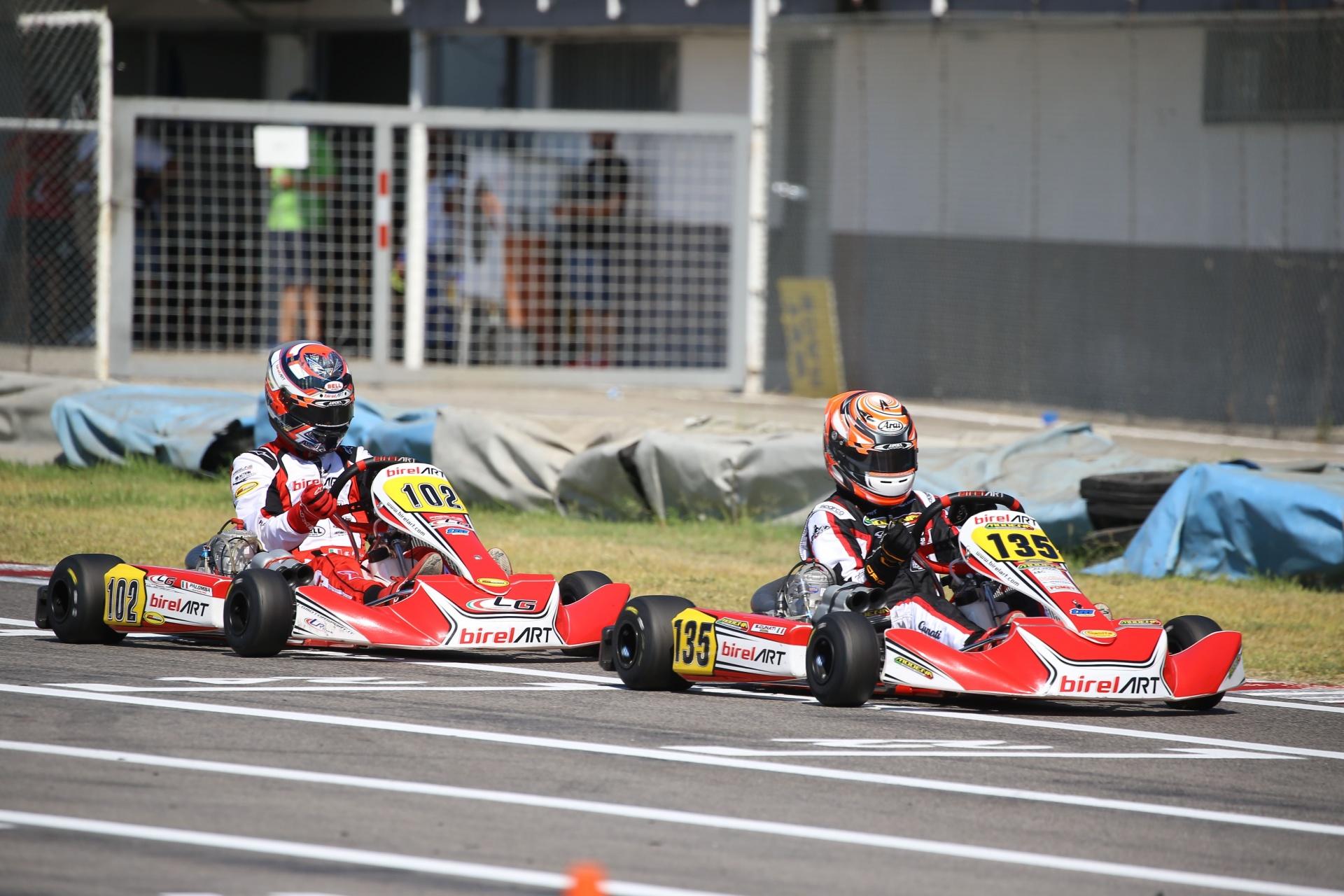 Campionato Italiano ACI – Weekend rovente sul circuito di Sarno