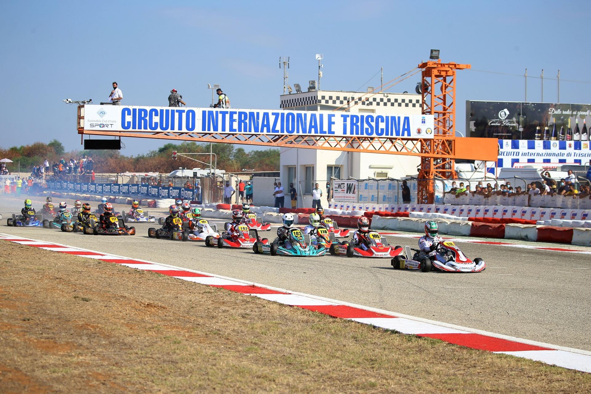 Campionato Italiano ACI – Le finali di Triscina aprono la stagione