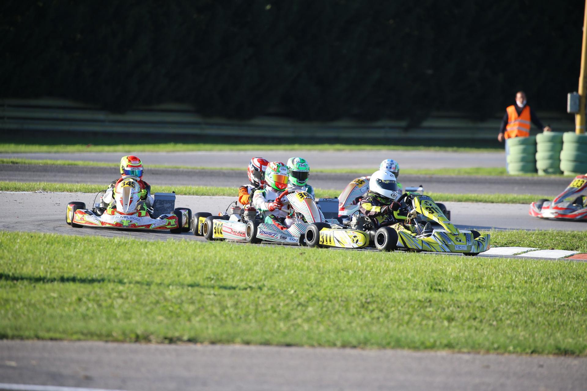 I Campionati Regionali ACI Karting 2021