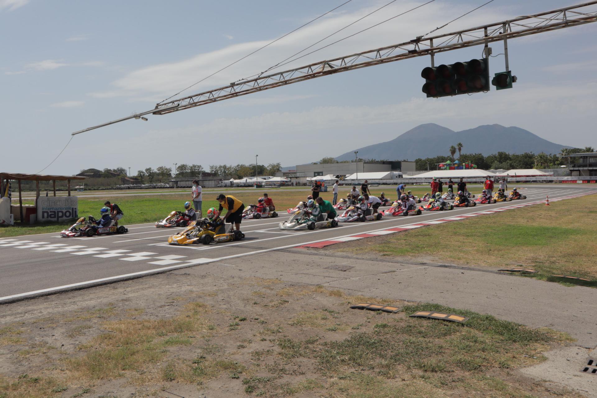 Ecco l'atteso nuovo layout del Circuito Internazionale Napoli di Sarno