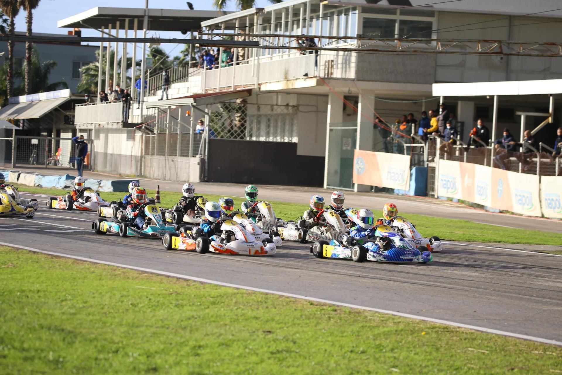 Tutti i campioni dei Campionati Regionali ACI Karting 2020