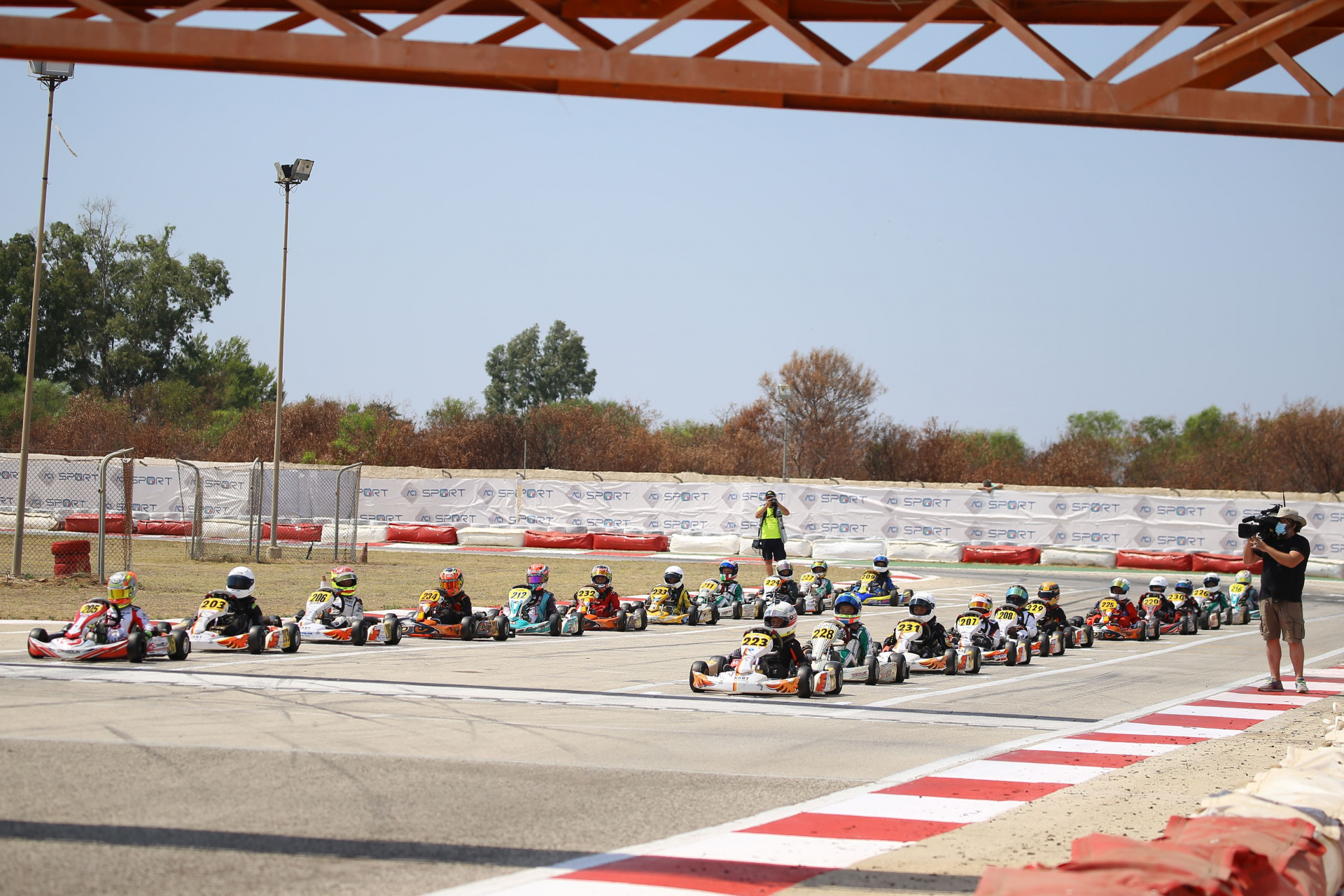 Pubblicate le prime classifiche dei Campionati Regionali ACI Karting 2021