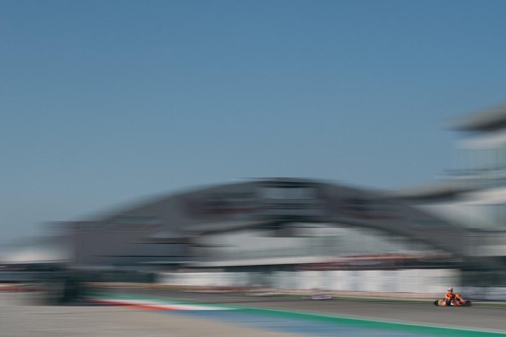CRG con 10 piloti alla WSK Open Cup di Adria