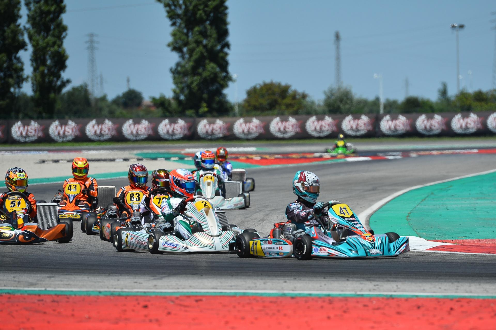 Weekend costruttivo per NGM Motorsport sulla pista di Adria