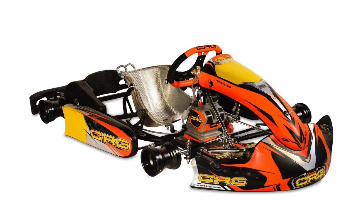 Dal 2021 nella Mini Briggs ammesso anche il modelloHERO con omologa FIA