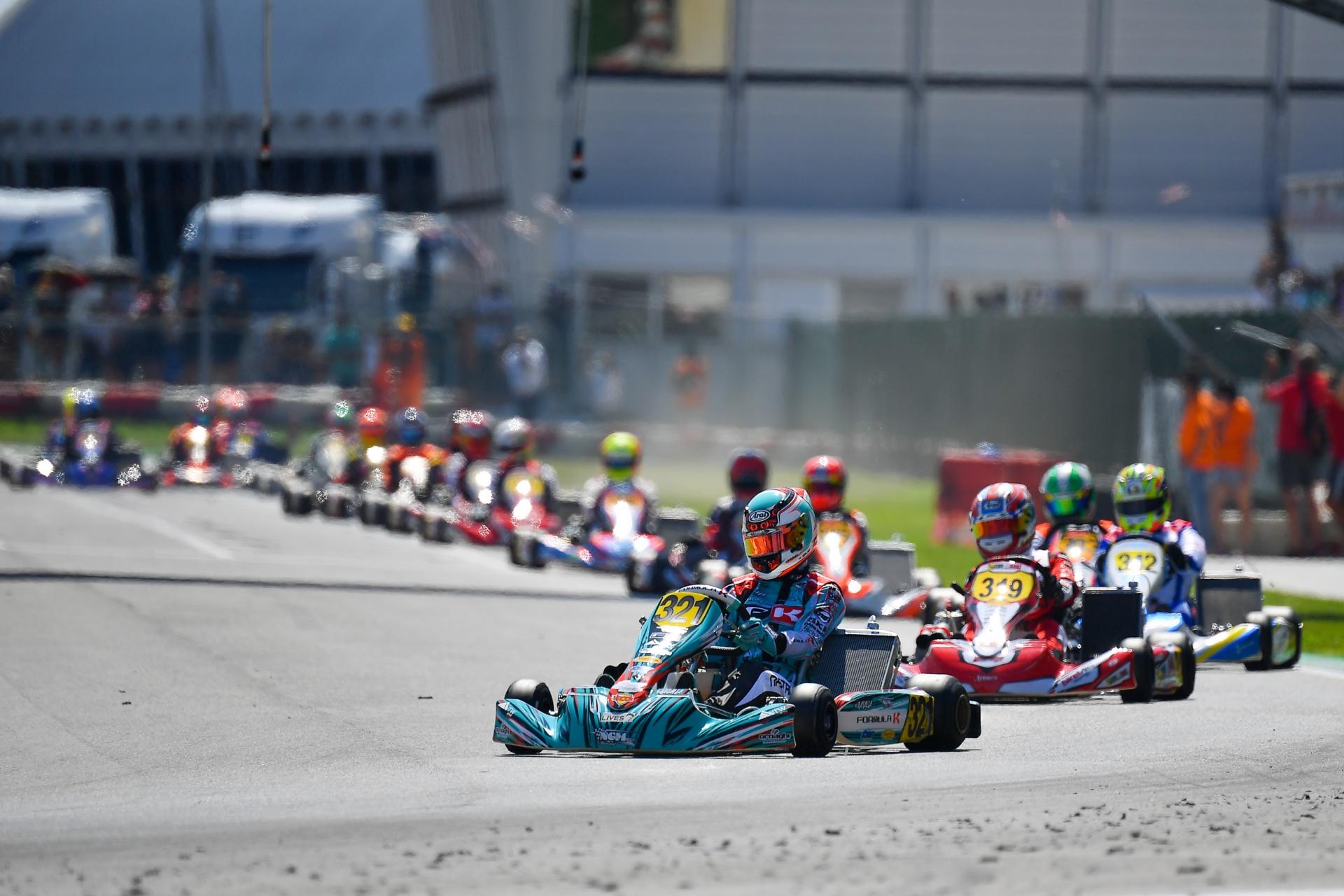NGM Motorsport a caccia della KZ2 International Super Cup di Lonato
