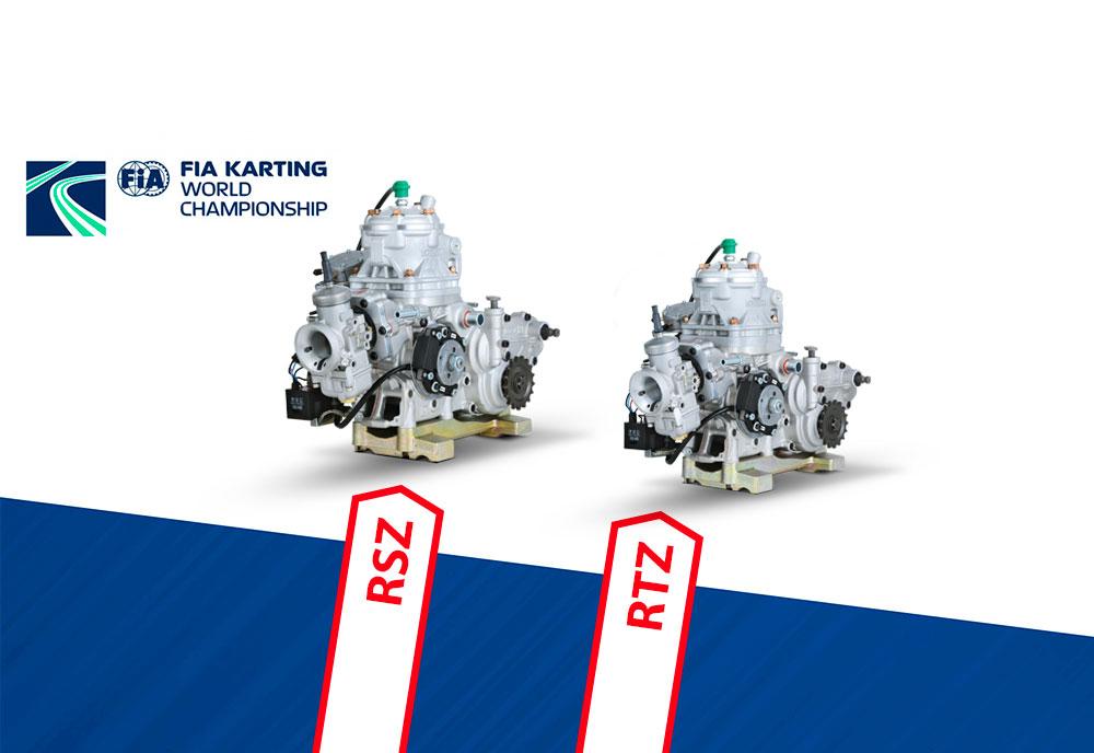 Vortex sul podio dell'International Super Cup KZ2