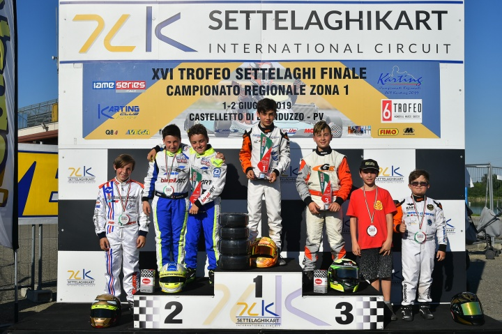 Flavio Olivieri di nuovo a podio nell'Italiano X30