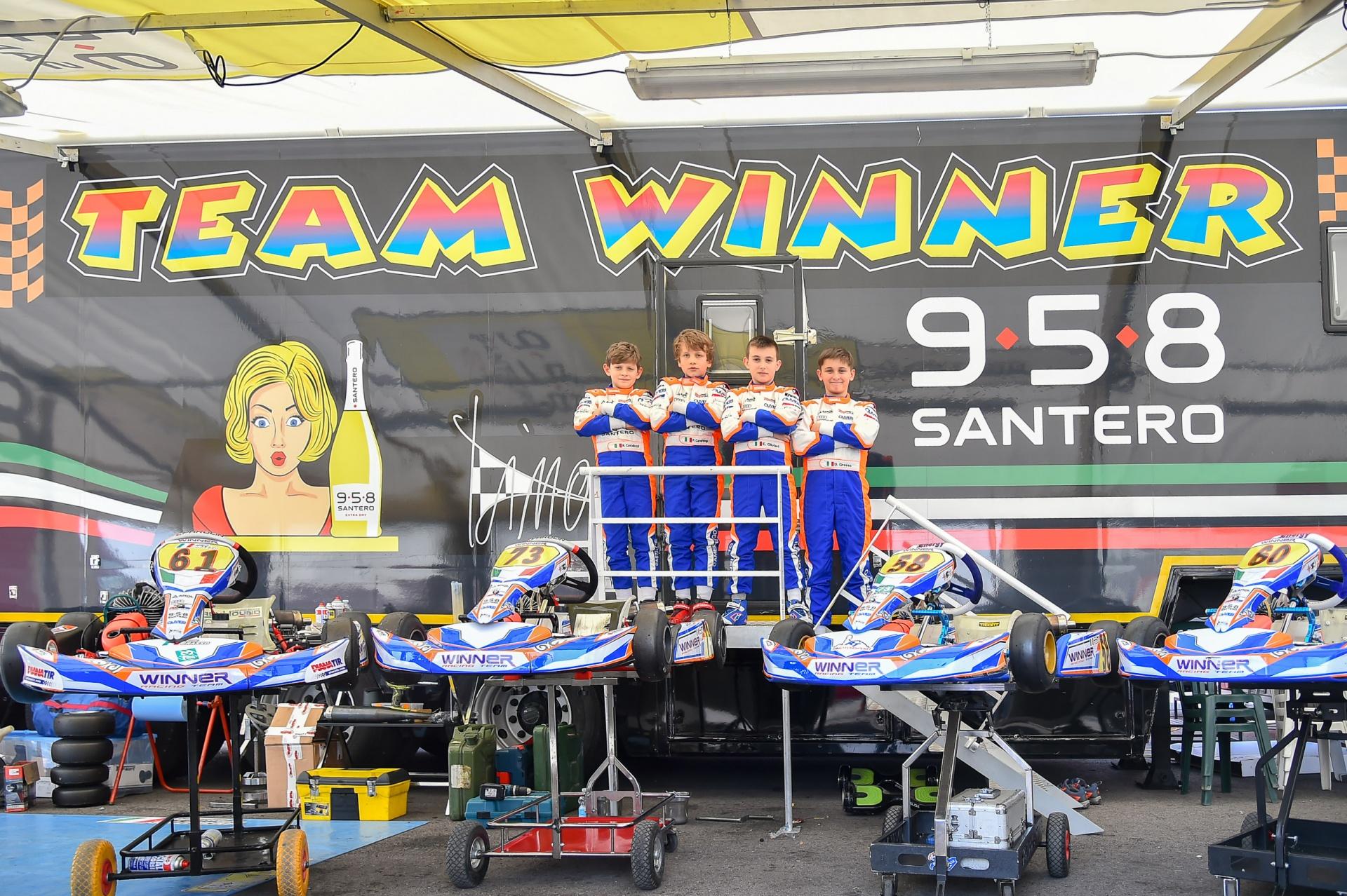 Alla Winner la sesta edizione del Trofeo Vini e Colline del Monferrato