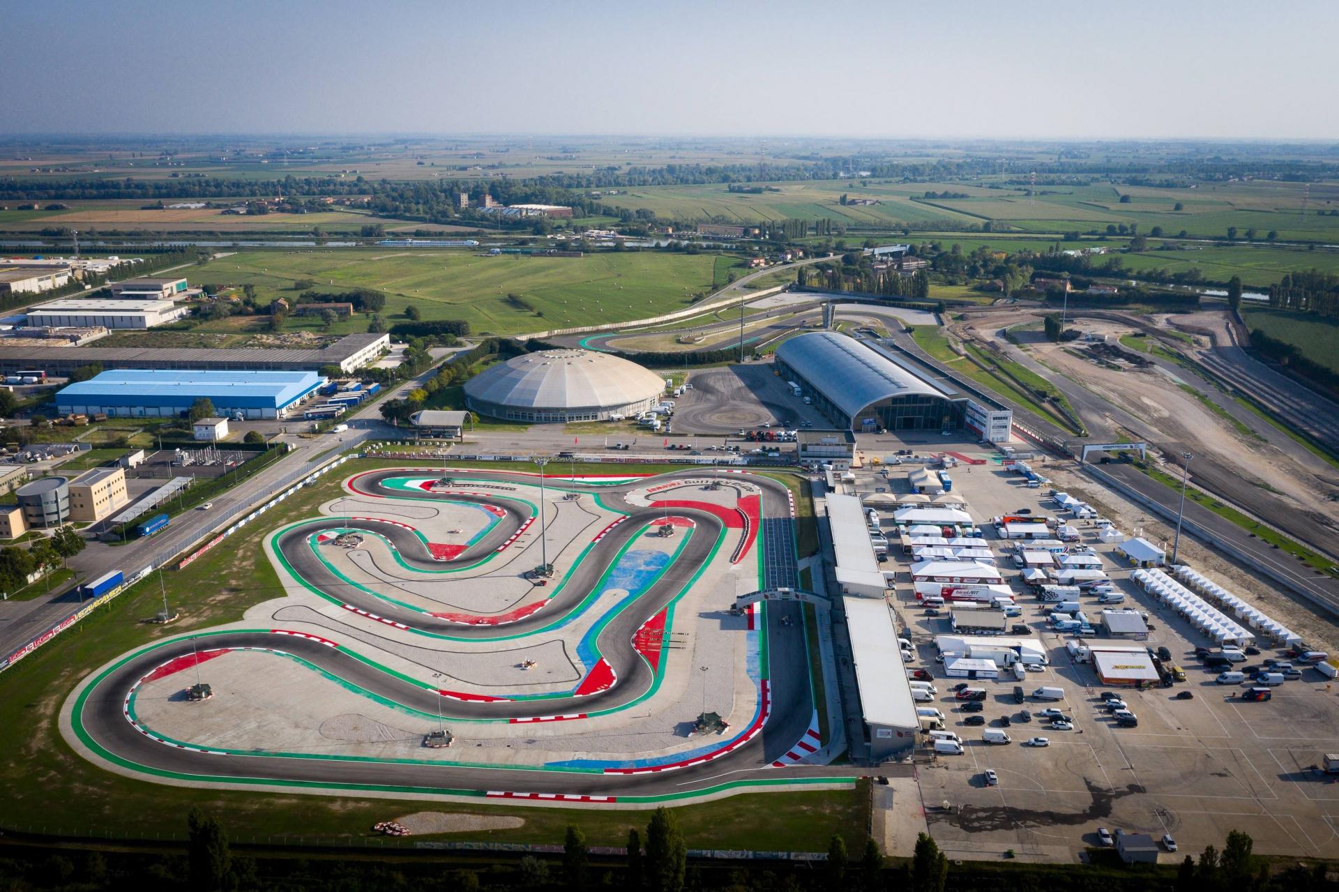 FIA Karting Euro, Adria – KZ e KZ2 all'atto finale, chi la spunterà?