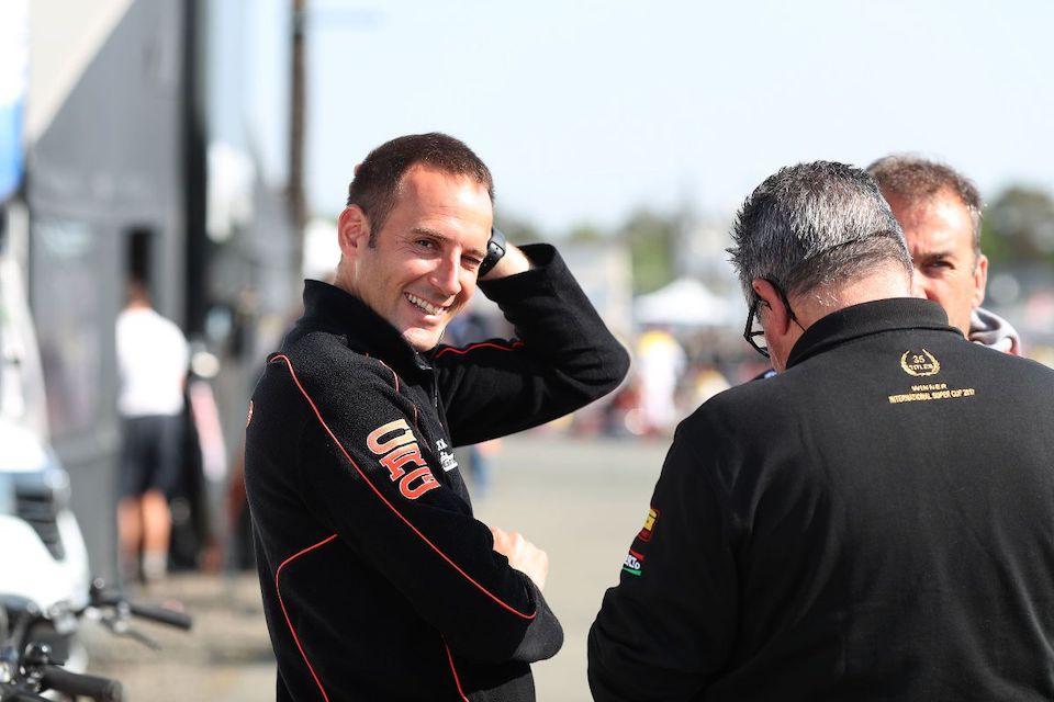 Arnaud Kozlinski lascia il racing team di CRG