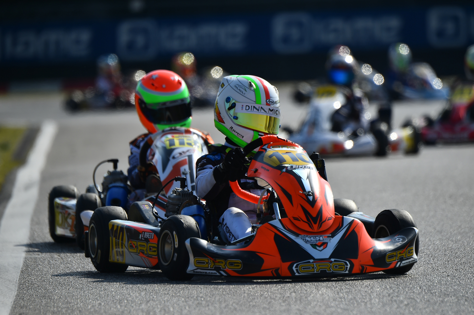 Primo weekend IAME competitivo per NGM Motorsport