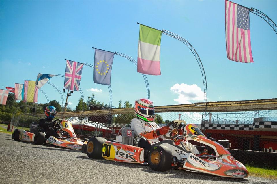 Il Trofeo Nazionale ACI Karting cambia pista: si corre a Sarno!