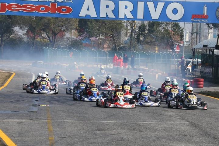 il 22 marzo a Castelletto di Branduzzo la Senior in pista