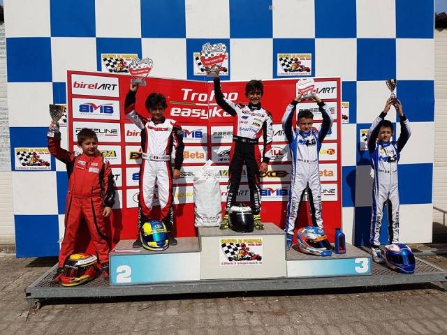 Completato con successo il quinto round a Pomposa