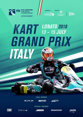 Kart Grand Prix of Italy – Qualifiche