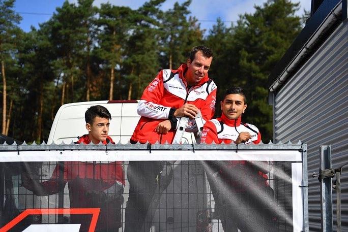 KSW Racing team lancia la squadra 2019