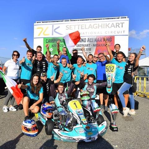NGM Motorsport Campione d'Italia 2018!