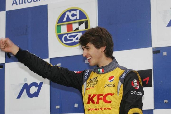 Antonio Giovinazzi riporta l'Italia dei piloti in F1