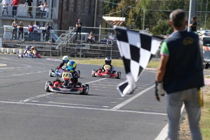 Decretati i vincitori assoluti del Trofeo Easykart 2018