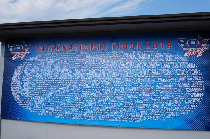 Rok Cup International Final 2018. 441 protagonisti assoluti