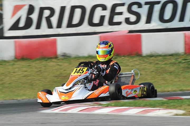 WSK Final Cup – Report round 1