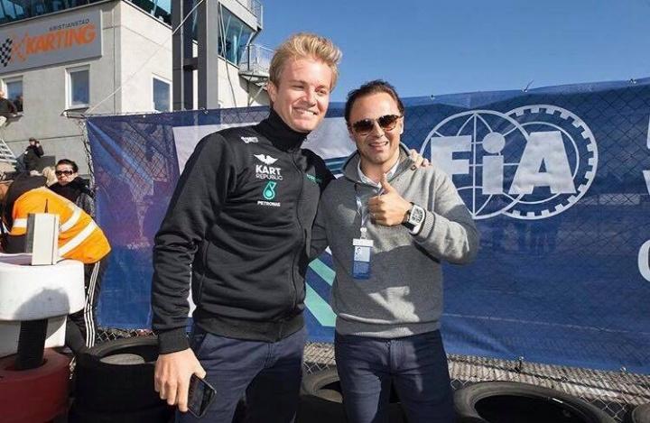 Faccia a faccia con Nico Rosberg – Un progetto vincente