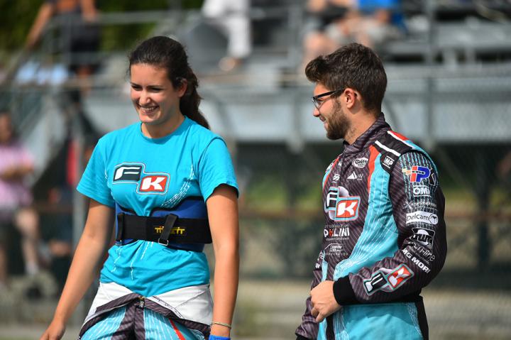 Le donne del karting – Natalia Balbo