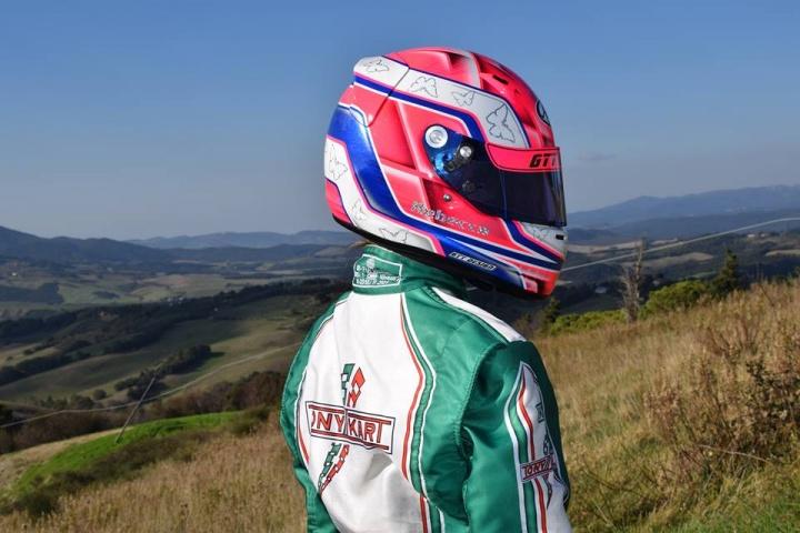 Le donne del karting – Rebecca Guarguaglini