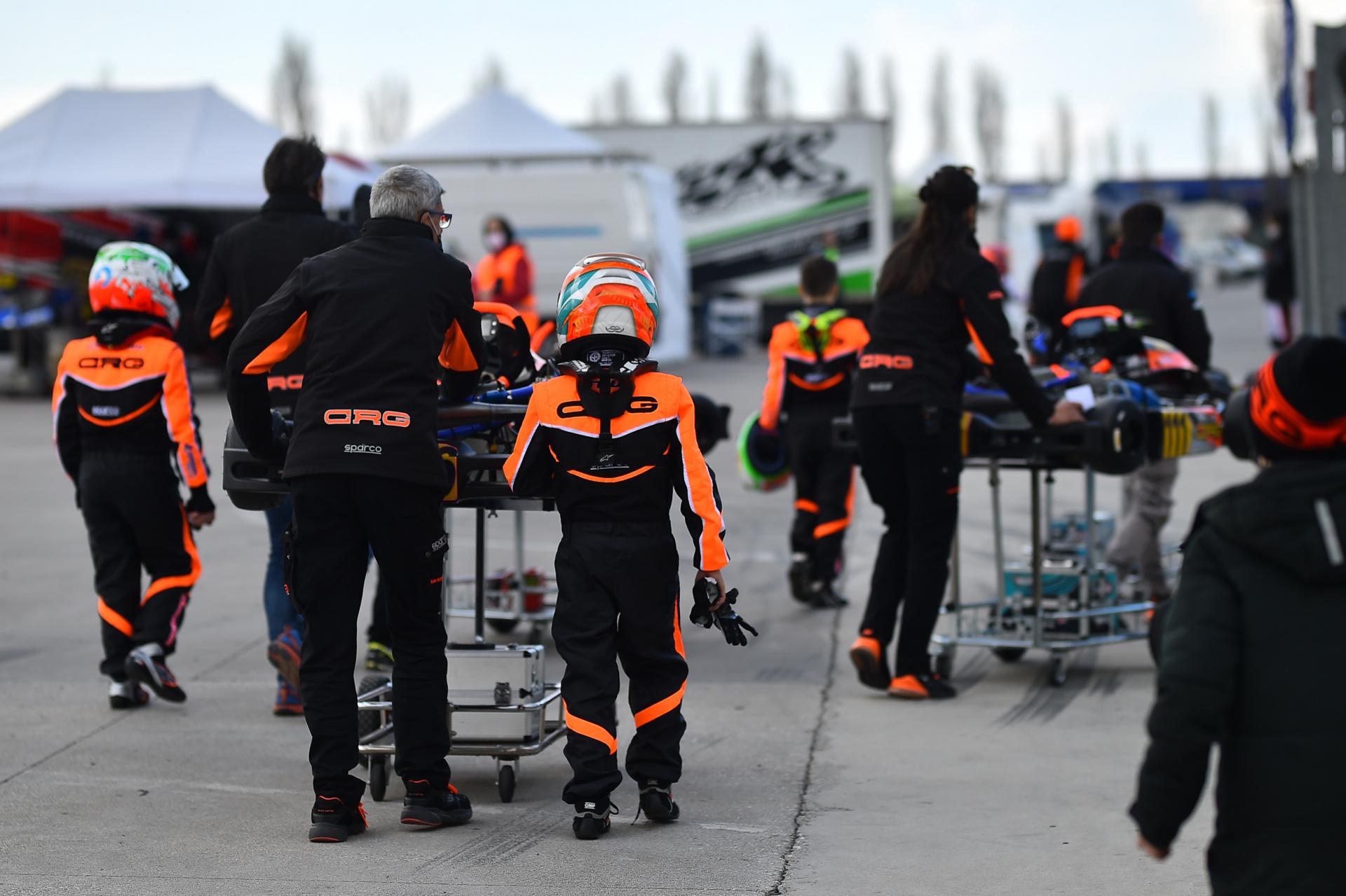 NGM Motorsport in scena sulla Pista Azzurra di Jesolo