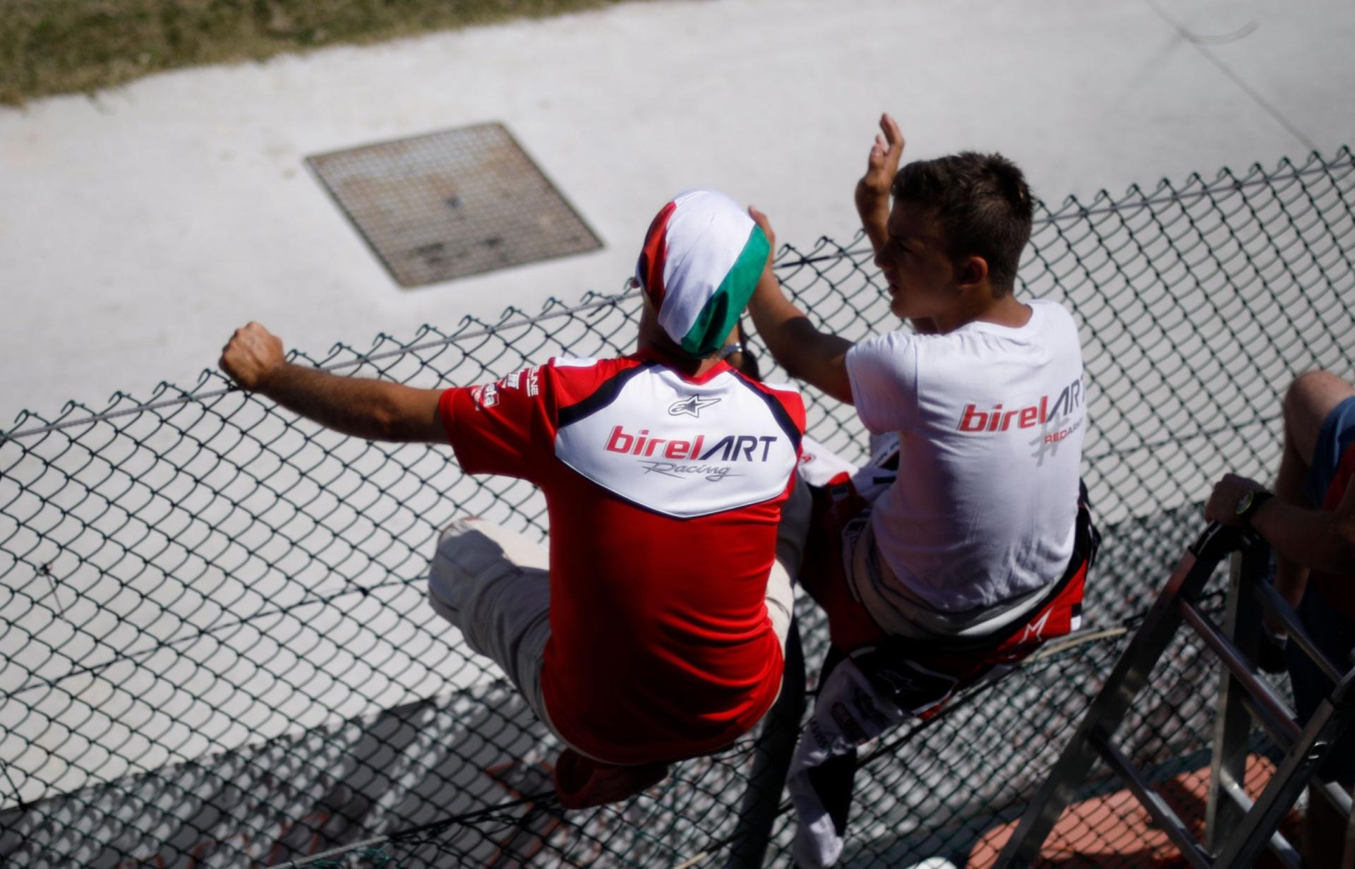 Cristian Bertuca si prepara al Campionato Europeo