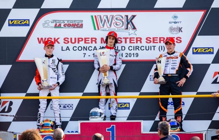 WSK Super Master Series, La Conca – Finali
