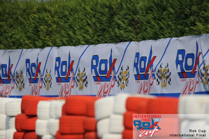 ROK Cup International Final – Qualifiche