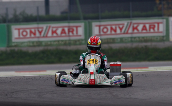 Esordio stagionale ad Adria per il racing team