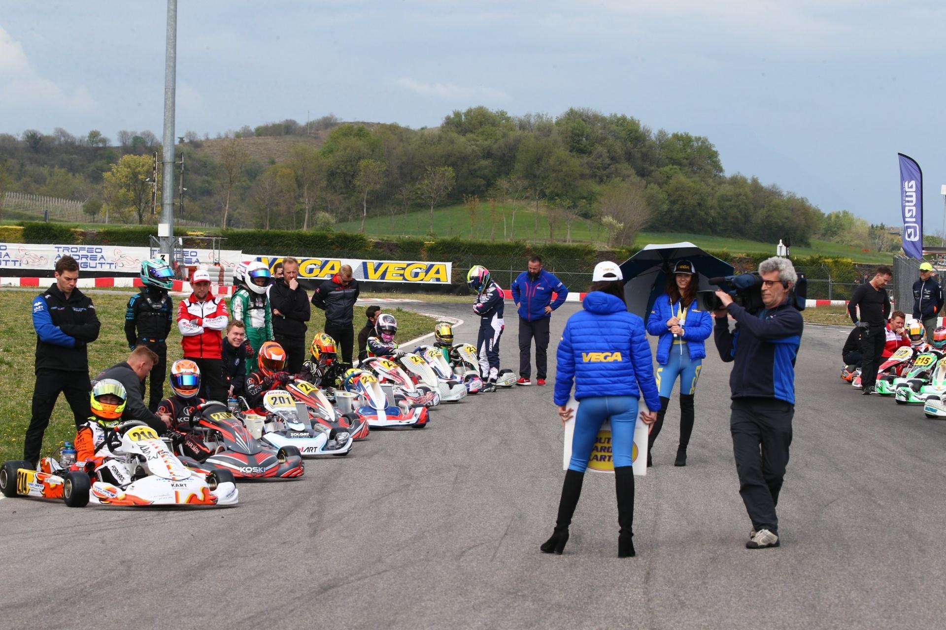 Il 31° Trofeo Andrea Margutti a Lonato e' rinviato al 30 agosto 2020