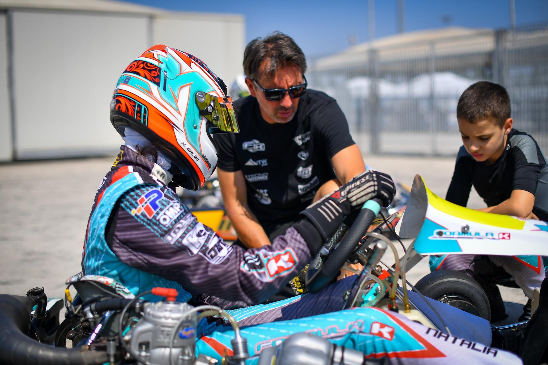 NGM Motorsport – Pollini, Balbo e Bizzotto: «Siamo pronti per l'Europeo!»