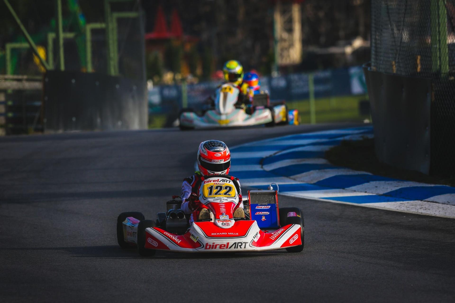 Cristian Bertuca tra i primi dieci del Campionato Mondiale OKJ